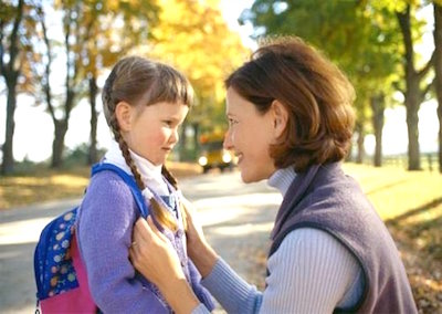 ребенок идет в первый класс советы родителям
