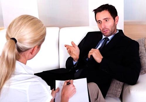 Как помочь мужчине выйти из депрессии